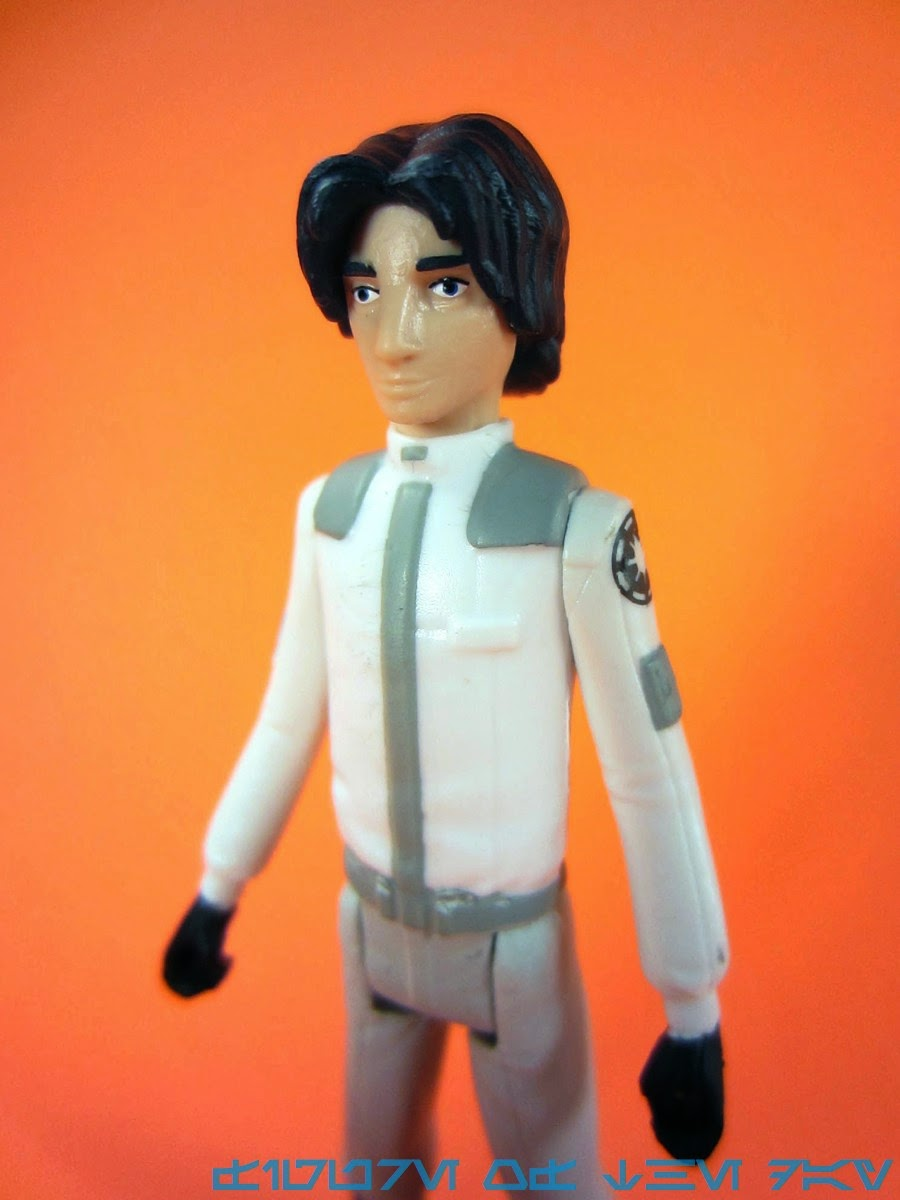 Ezra Bridger (Cadet)