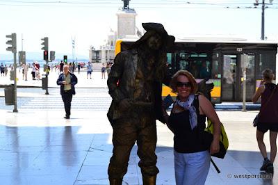 поездка в Лиссабон из Сан Мартинью ду Порту