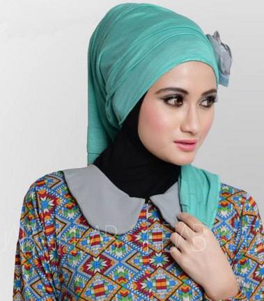 Gambar Hijab Wisuda Modern