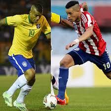 Brasil vs Paraguaym Cuartos de Final Copa América 2015