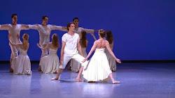 Ballet « Daphnis et Chloé » nouvelle chorégraphie de Benjamin Millepied 2014 à voir sur Culturebox