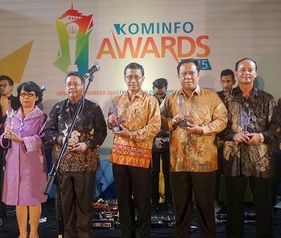Depok Dianugerahi Kota Terbaik Penyelenggaraan LPSE