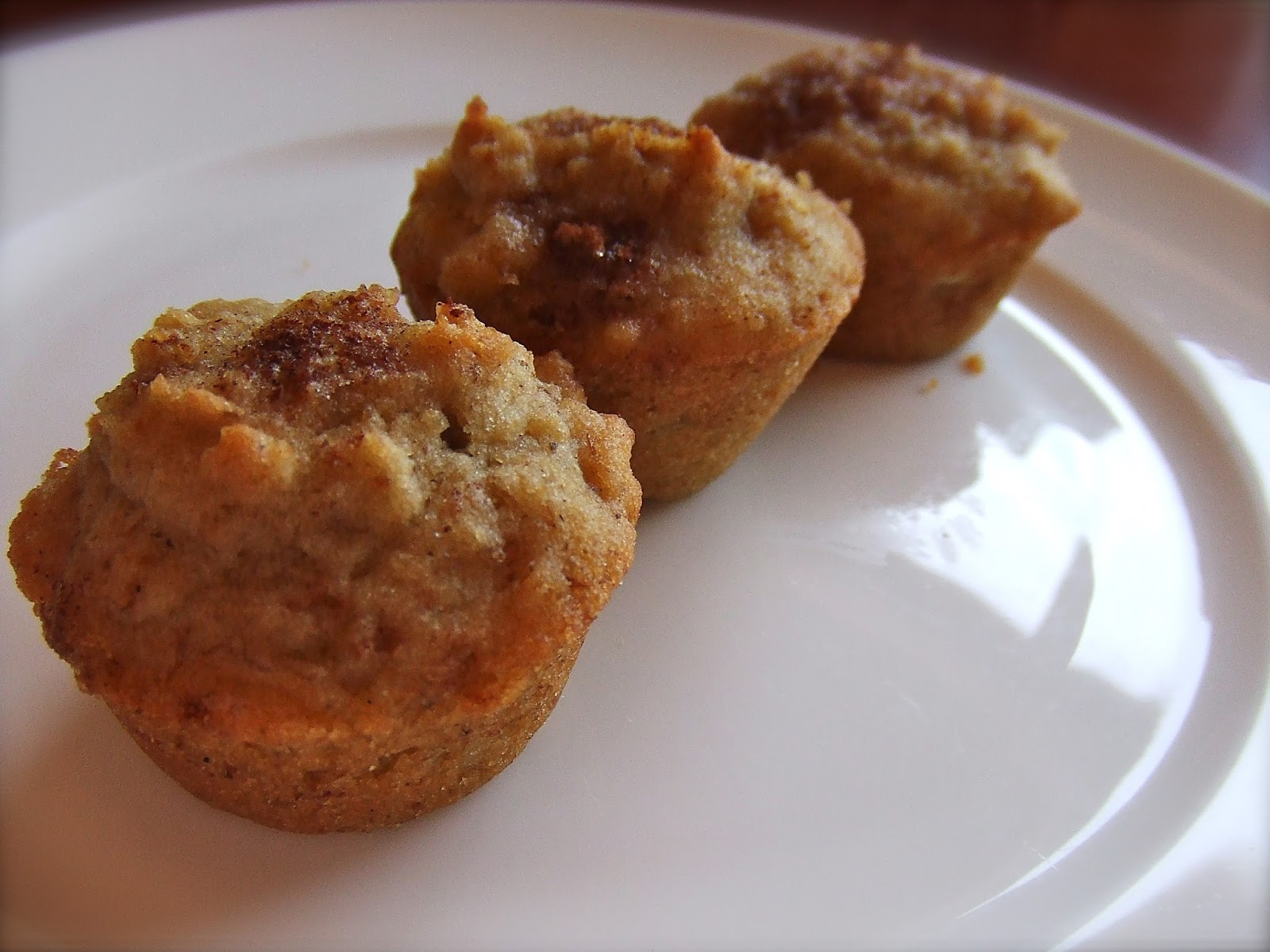 Love Letters And Lace Recipe Mini Banana Blueberry Muffins