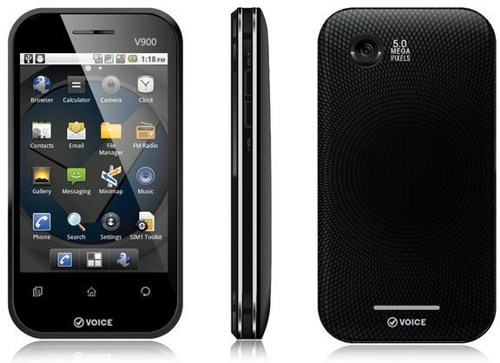 Voice V900 best cheap low cost android phones