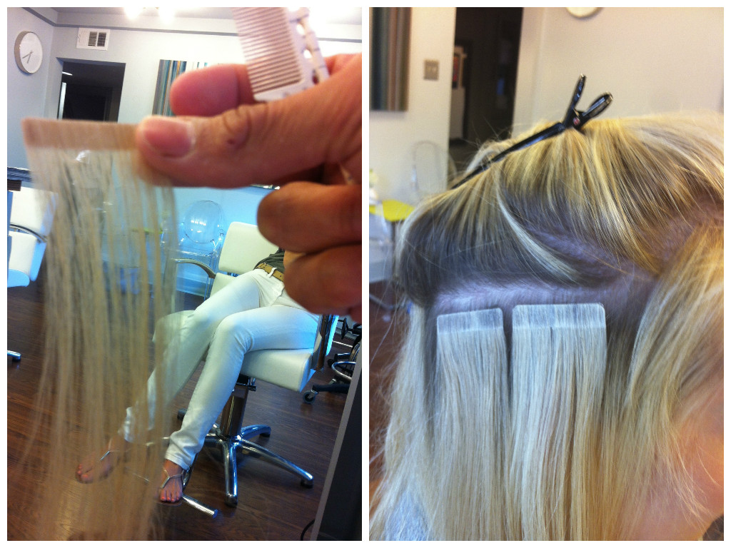Hair extensions review beautynow blog we tried it hair extensions pmusecretfo Image collections