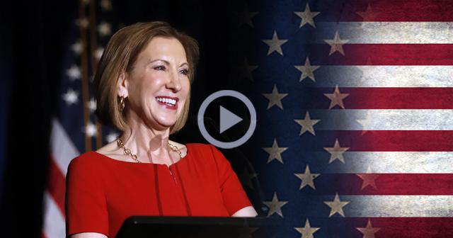 Carly for President on USINPAC Leadership Series