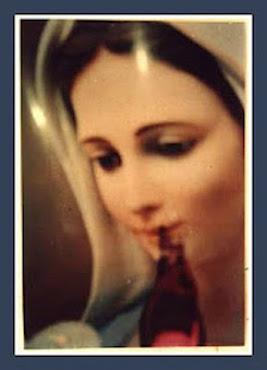 Santo Rostro de la Virgen revelado milagrosamente  en las Apariciones de Jacareí