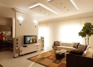 Modern Living Rooms Setting Ideas