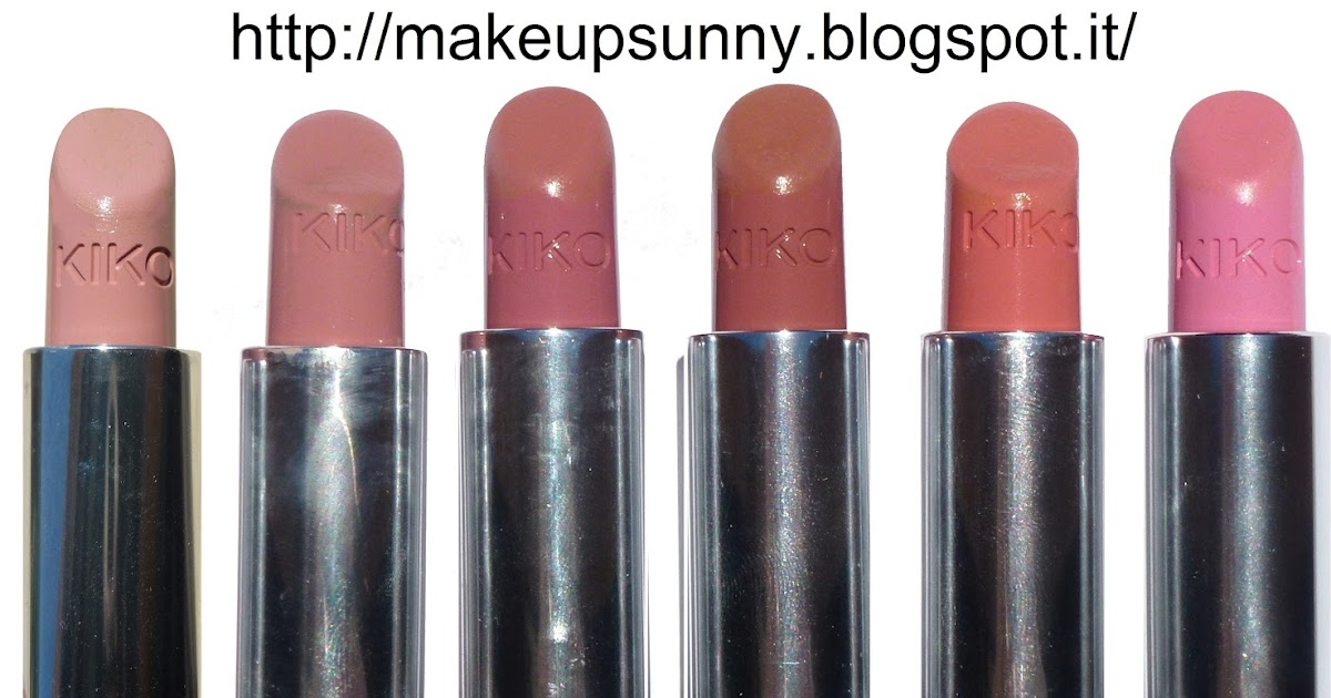 Amato Kiko Luscious Cream Lipstick: Swatches e review dei rossetti  JP09