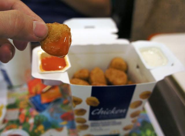 Chicken McBites