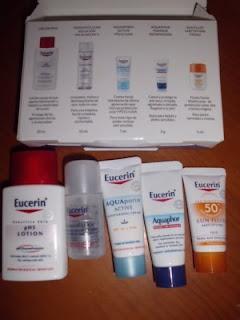 fan kit eucerin