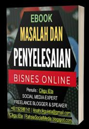 EBOOK MASALAH DAN PENYELESAIAN BISNES ONLINE PART 1