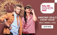 SnapDeal-full-on-fashion-sale
