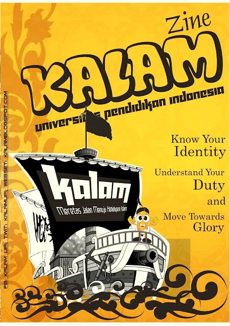 Universitas Pendidikan Indonesia - Kajian Islam Mahasiswa - Buku Famplet KALAM UPI