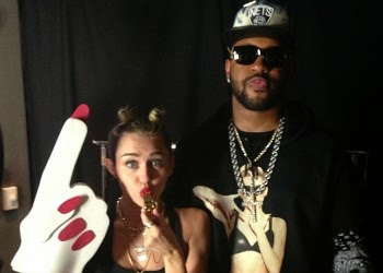 PHOTOS : IS MILEY CYRUS DATING HER PRODUCER