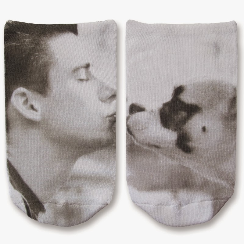 Man's Best Friend Custom Socks