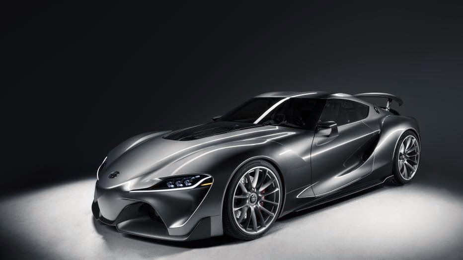 Exclusive: Second Toyota FT-1 show car gets Monterey reveal