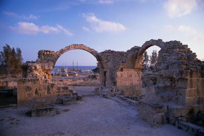 Kato Phaphos Cyprus