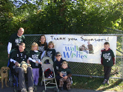 Make A Wish Walk 2011
