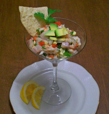 Ceviche experiment with Jeff