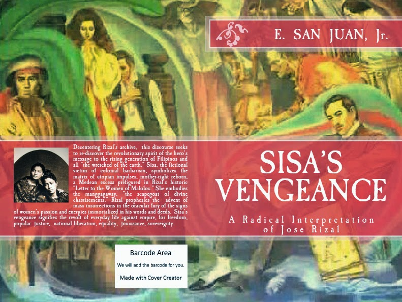 SISA'S VENGEANCE by E San Juan, Jr.
