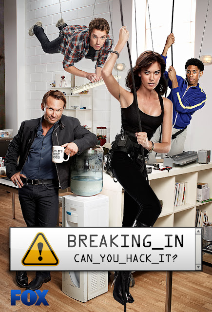 Breaking In (2011–2012) ταινιες online seires xrysoi greek subs