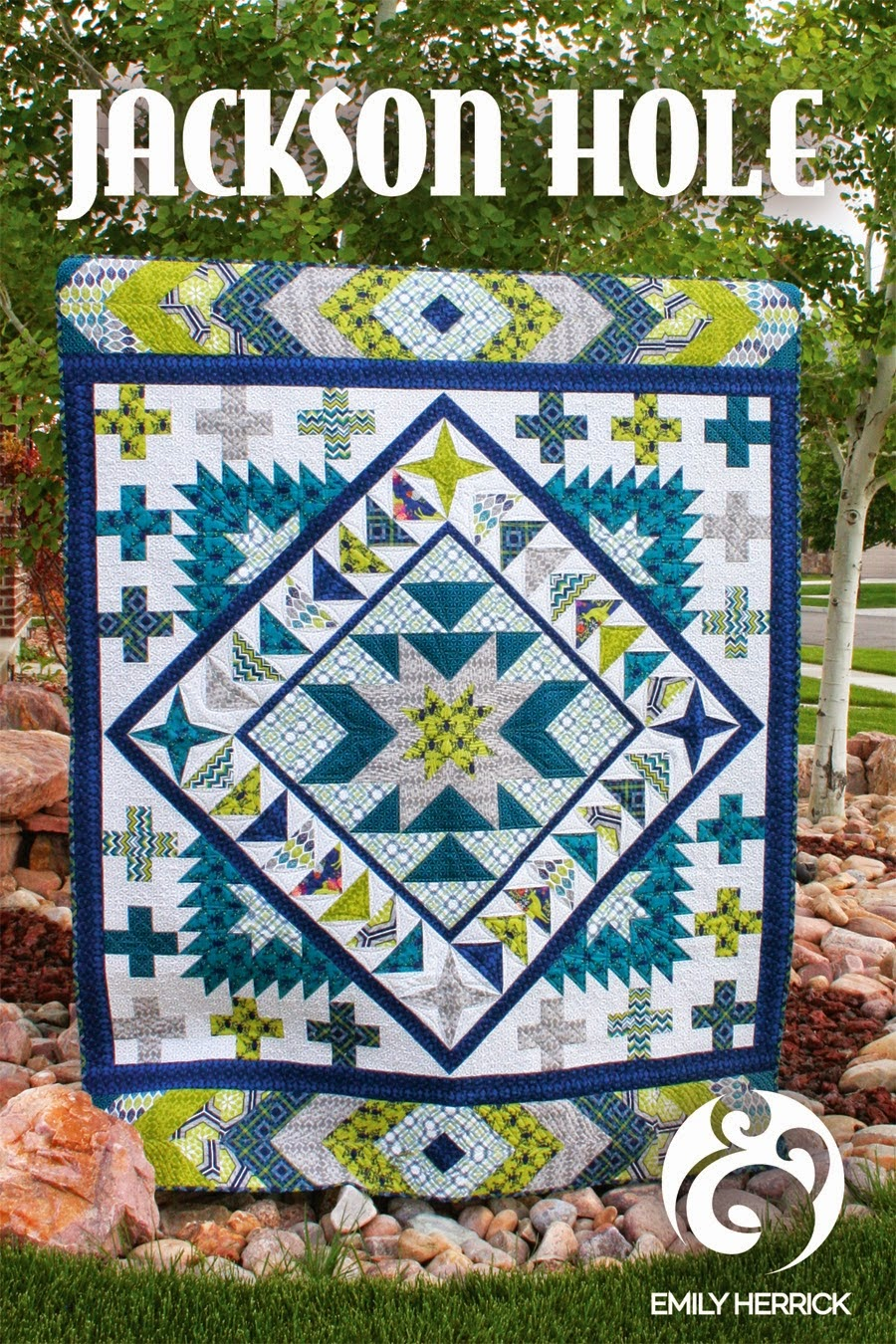 Jackson Hole Quilt Pattern