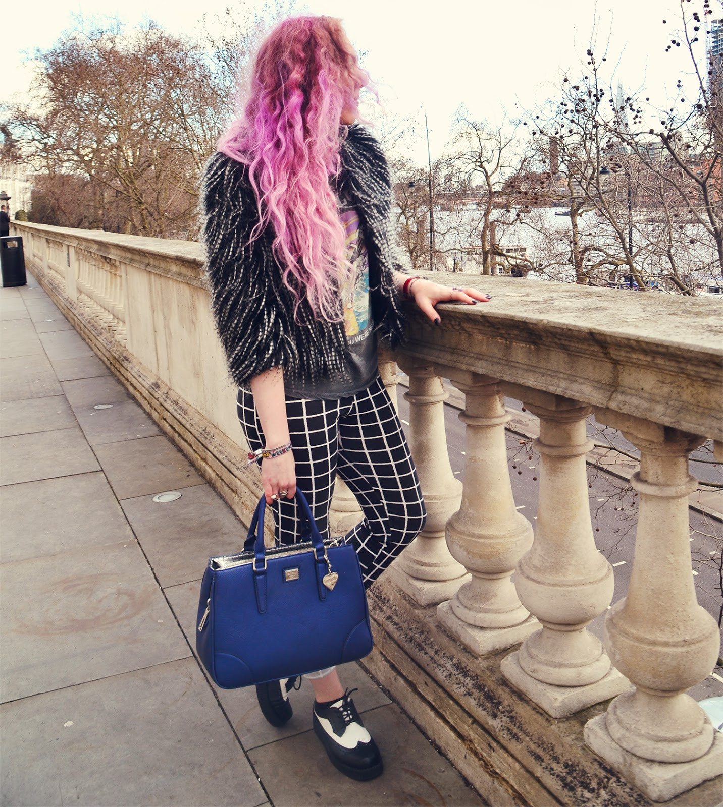 Stephi LaReine: LFW A/W15 Day Four Fashion