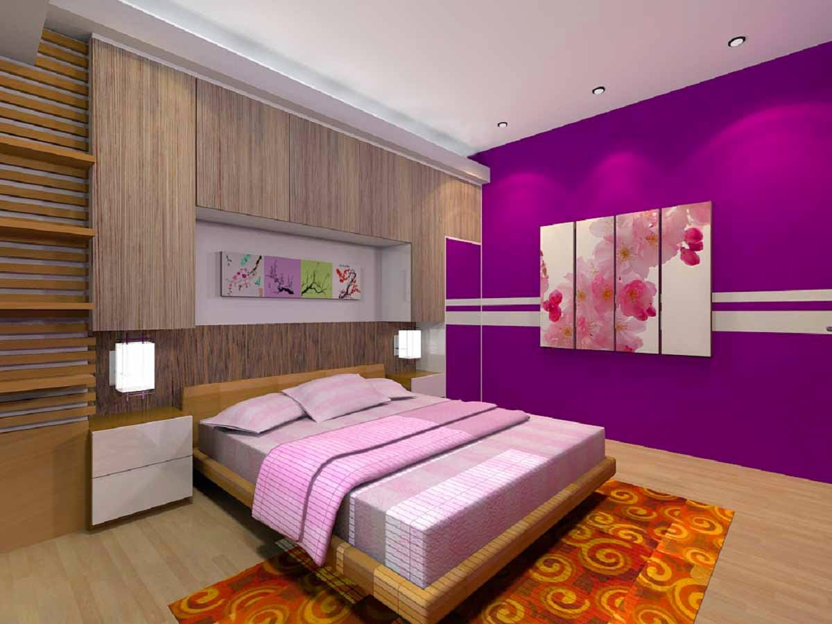 bedroom color design ideas