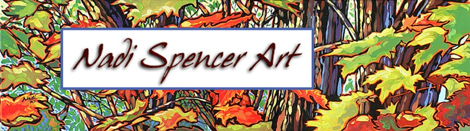 Nadi Spencer Art