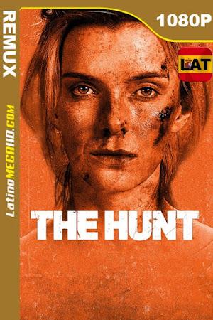 La cacería (2020) Latino HD BDREMUX 1080P ()