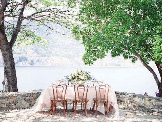 Copper Wedding Day Inspiration
