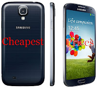 Cheapest Prices for Samsung Galaxy S4