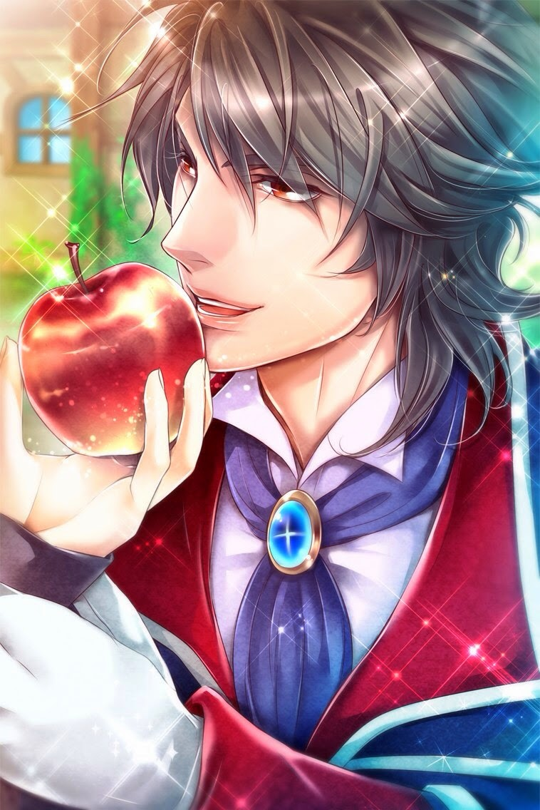 CG] Shall we date?: My Fairy Tales - Ocean : Main Story CG | Otome ...