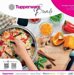 Katalog Baru Tupperware 2014 : June  2014