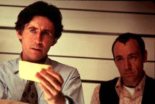 Os Suspeitos - Gabriel Byrne e Kevin Spacey