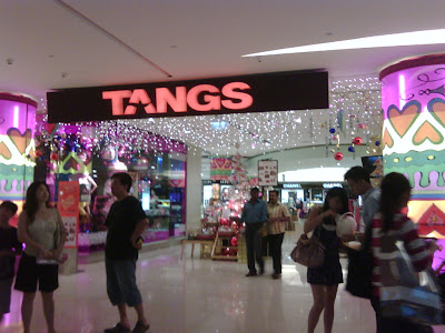 tangs vivo city singapore