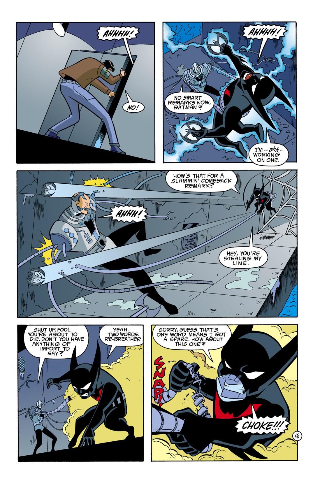 Batman Beyond [II] Issue #7 #7 - English 17