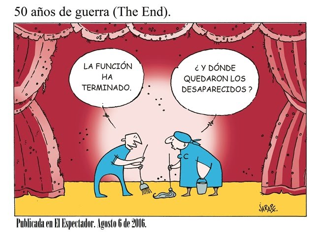 50 Años de guerra (The End)