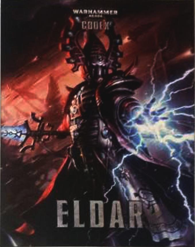 Warhammer 40k - Codex Dark Eldar - PDF Free Download