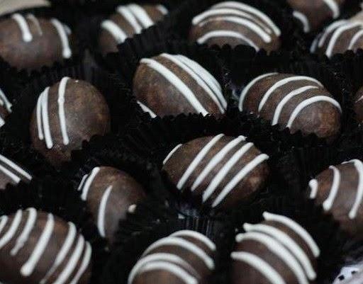 Kue Kering Coklat Kurma Edisi Lebaran