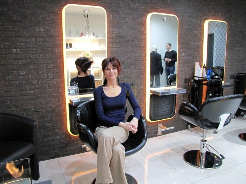 Actualit s mouscron comines houthem inauguration du salon de coiffure allure coiffure - Salon coiffure ouvert dimanche ...