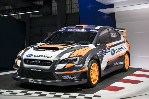 This subaru is faster to 100 kmh than a la ferrari philippine car whats faster than the la ferrari to 100 kmh try the new subaru wrx sti based vt15x developed by vermont sportscar to compete in the 2015 red rull global freerunsca Choice Image