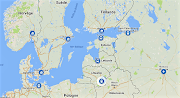 Russie, pays baltes et scandinaves 21 juillet au 26 août 2017