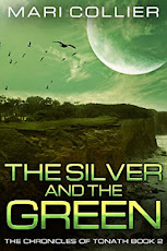 July 2018 Book Cover Winner: The Silver and the Green