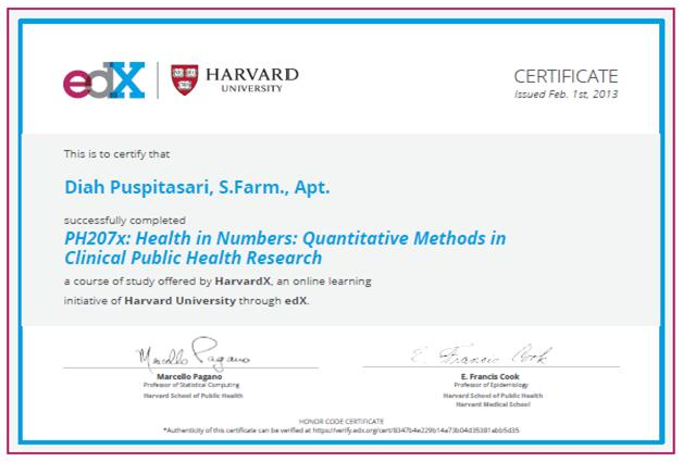 11 Receiving and Sharing edX Certificates EdX Learners - mandegar.info