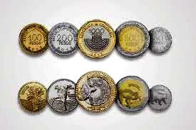 NEW COLOMBIA COINS-2012