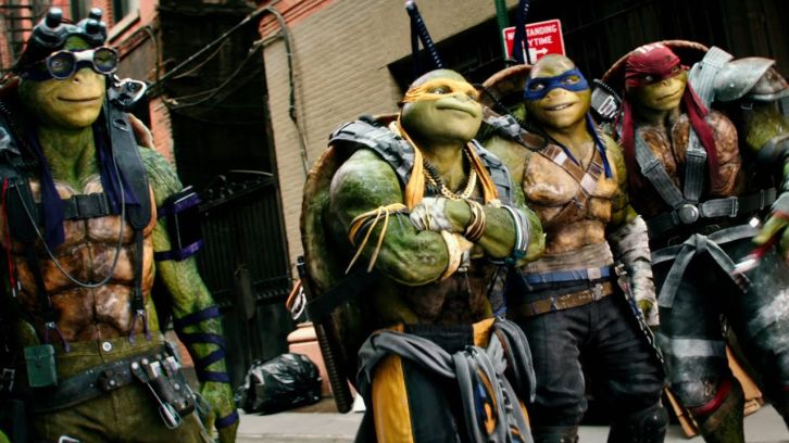 MOVIES: Teenage Mutant Ninja Turtles 2 - News Roundup