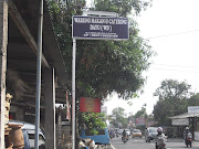 papan nama