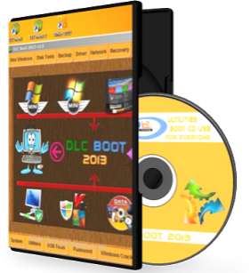 DLC Utilities Boot CD 2013 1.2